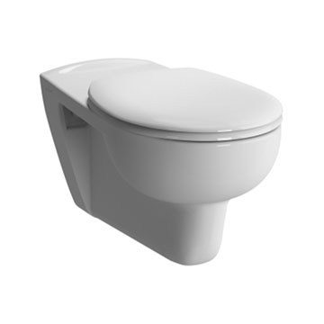 Conforma Special Needs Wall-Hung WC Pan  5813